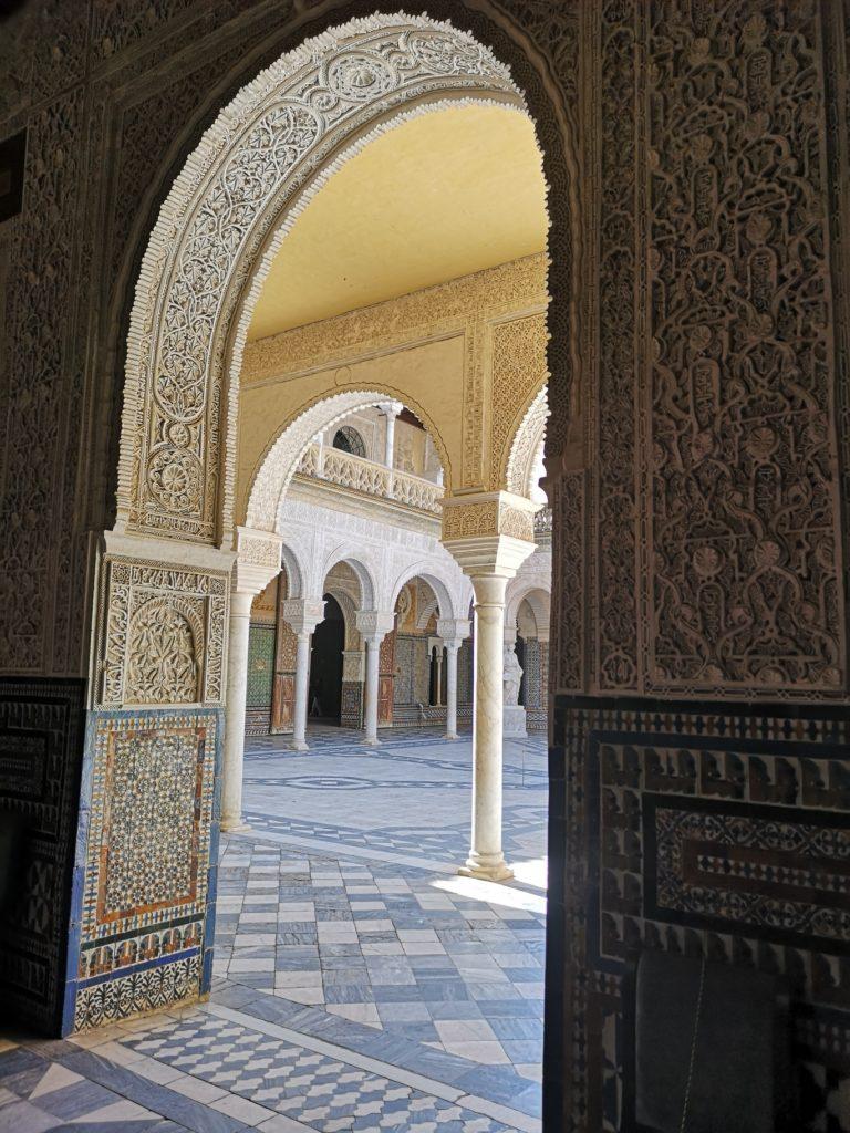 décoration arabo andalouse