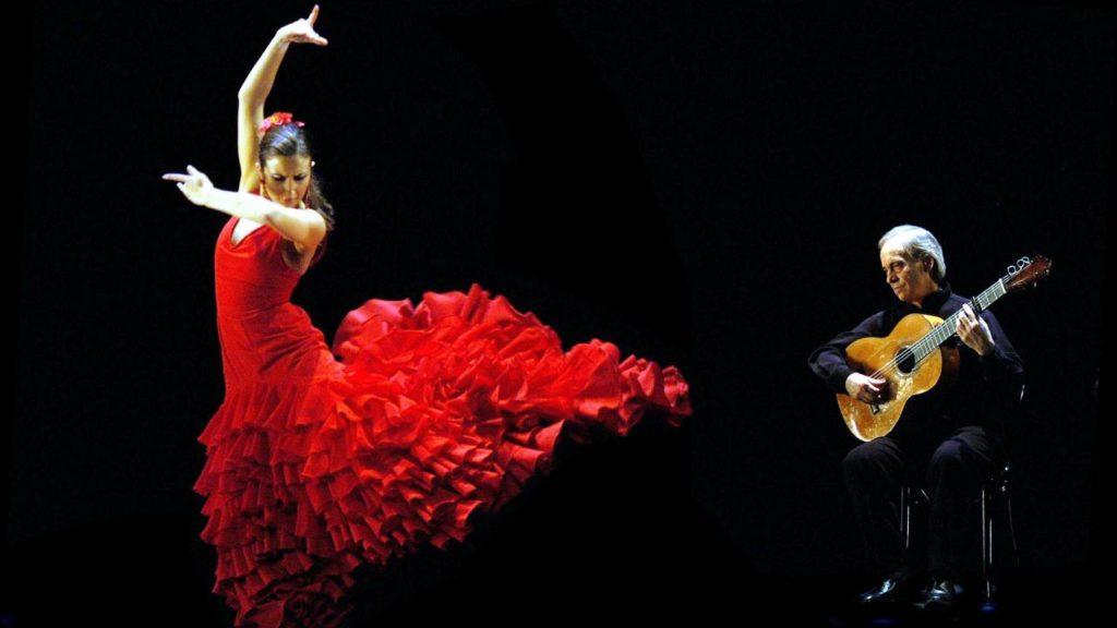 soirée flamenco à séville
