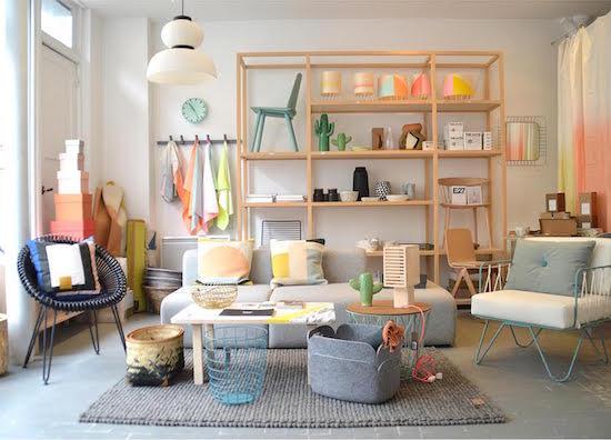 boutique décoration colonel shop à paris