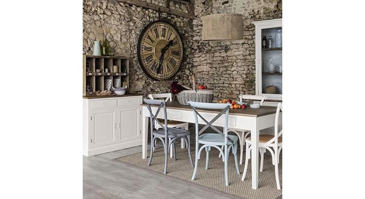 cuisine décoration vintage campagne