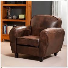 fauteuil cuir industrielle