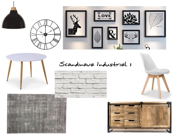 moonboard scandinave industriel
