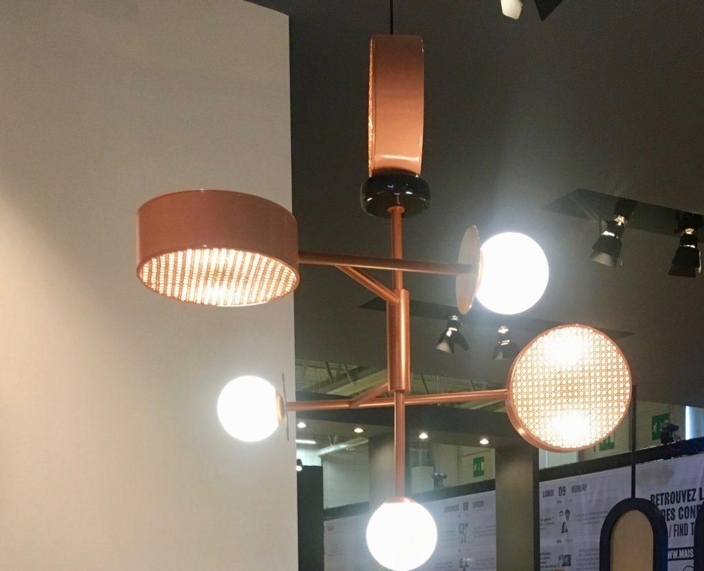 suspension lumière