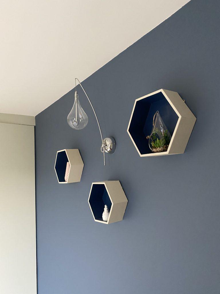décoration octogonale