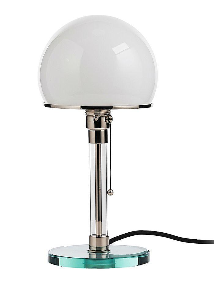 lampe de table WG24 Wilhelm Wagenfeld