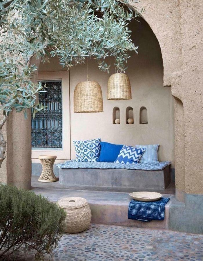 terrasse méditerranéenne