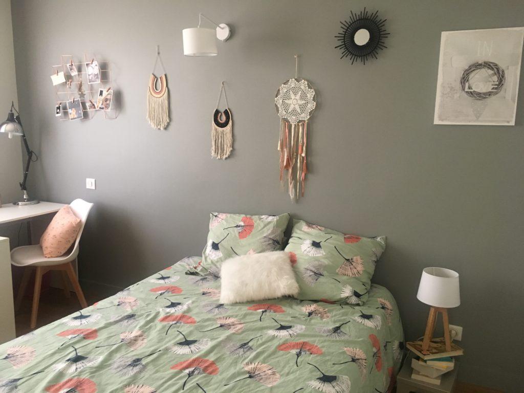 Chambre Rose Poudré Fille les conseils suivis pour décorer la chambre de mon ado